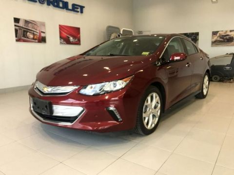 Pre-Owned 2017 Chevrolet Volt 5dr HB Premier FWD 4dr Car