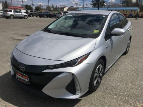 Pre-Owned 2017 Toyota Prius Prime Plus FWD 4dr Car